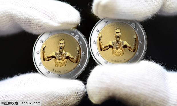 爱尔兰纪念币主题之争:UFC名将
