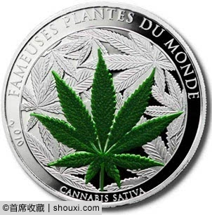 世界上首枚金字塔形状的硬币